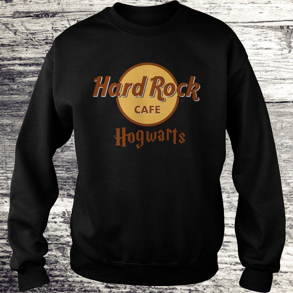 Best price Harry Potter hard Rock cafe Hogwarts shirt Sweatshirt Unisex