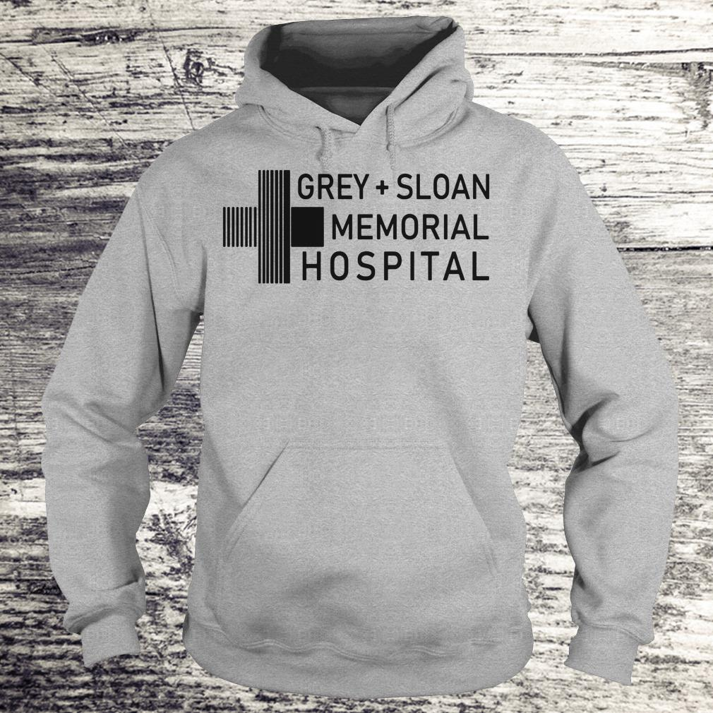 Nice Grey sloan memorial hospital shirt, hoodie Hoodie