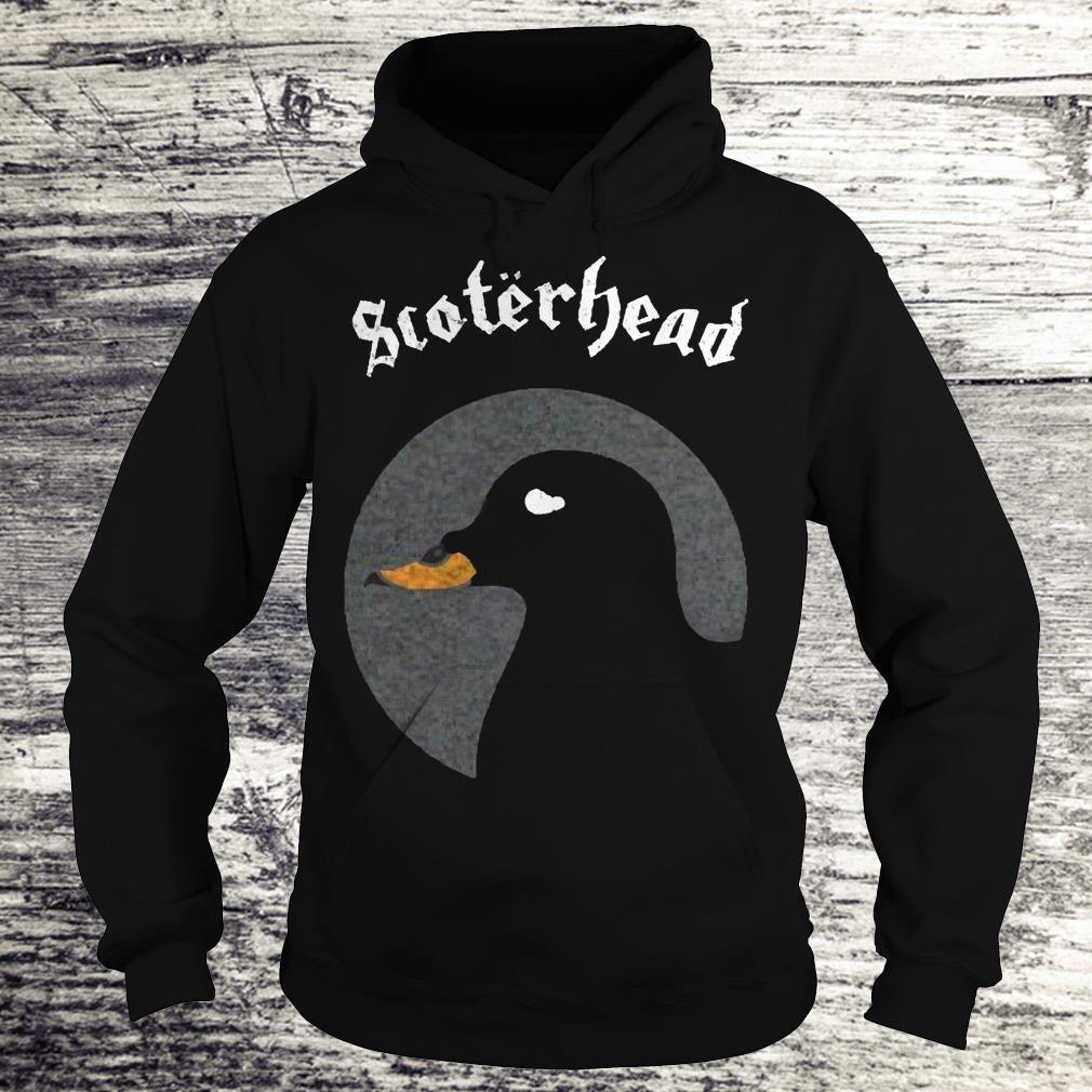 Official ScoterHead shirt Hoodie