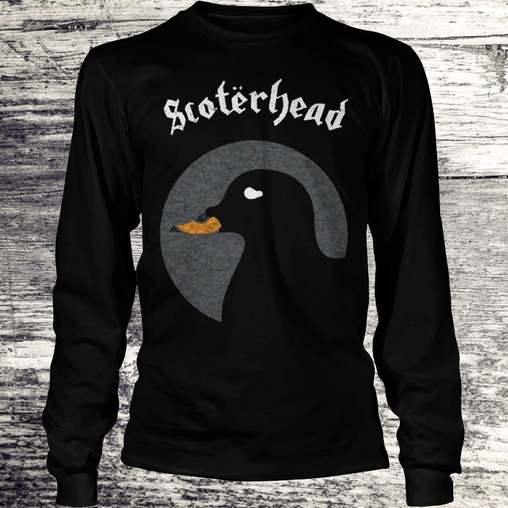 Official ScoterHead shirt Longsleeve Tee Unisex