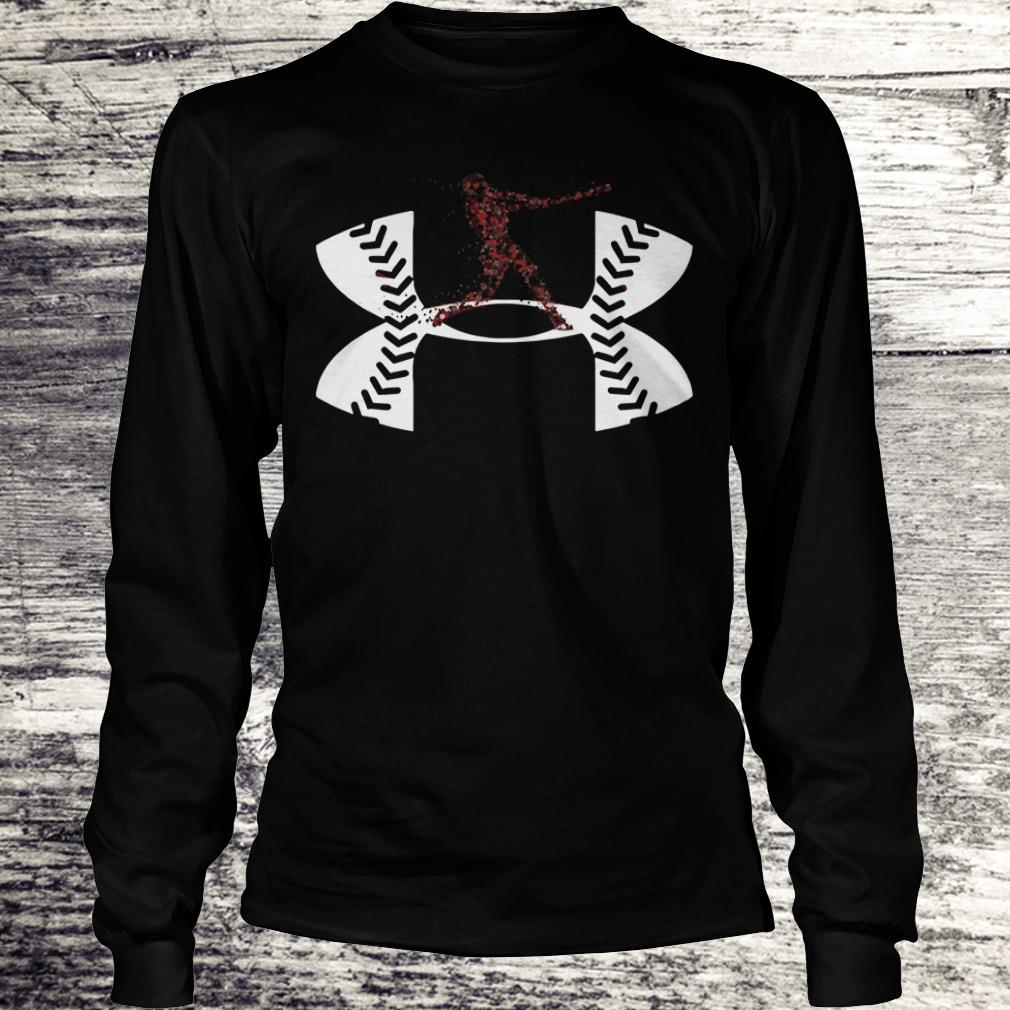 Official Under Armour Baseball shirt Longsleeve Tee Unisex