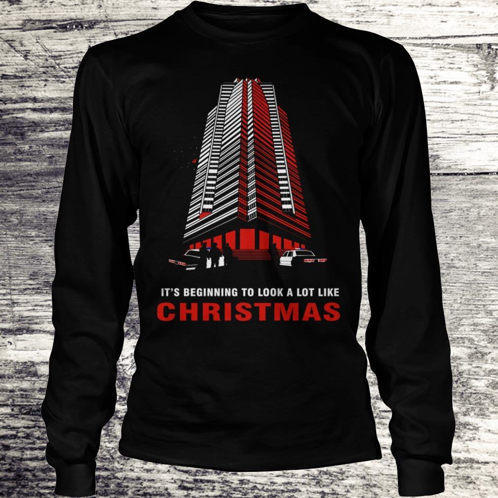 Original It's beginning to look a lot like christmas shirt Longsleeve Tee Unisex