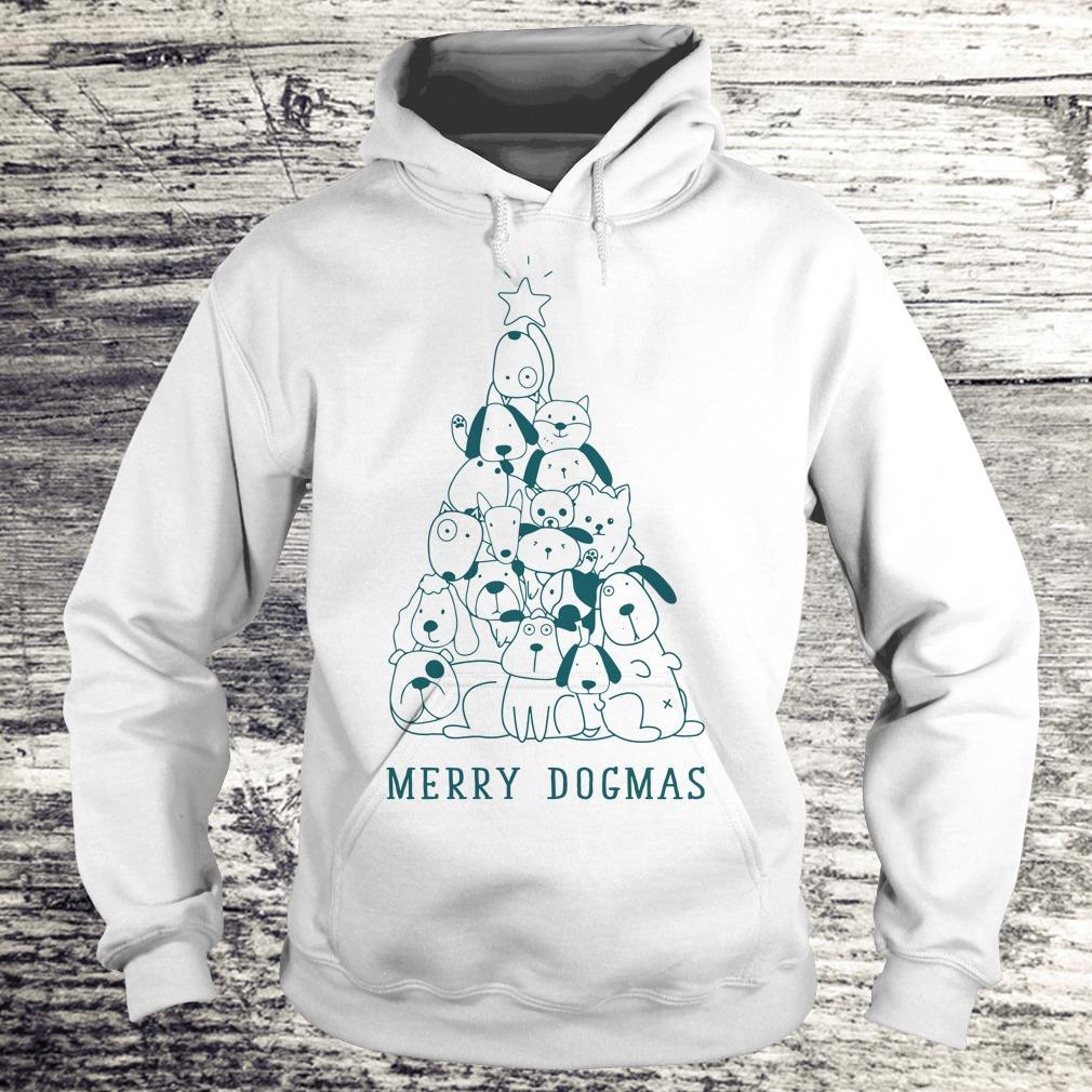 Original Merry Dogmas shirt Hoodie