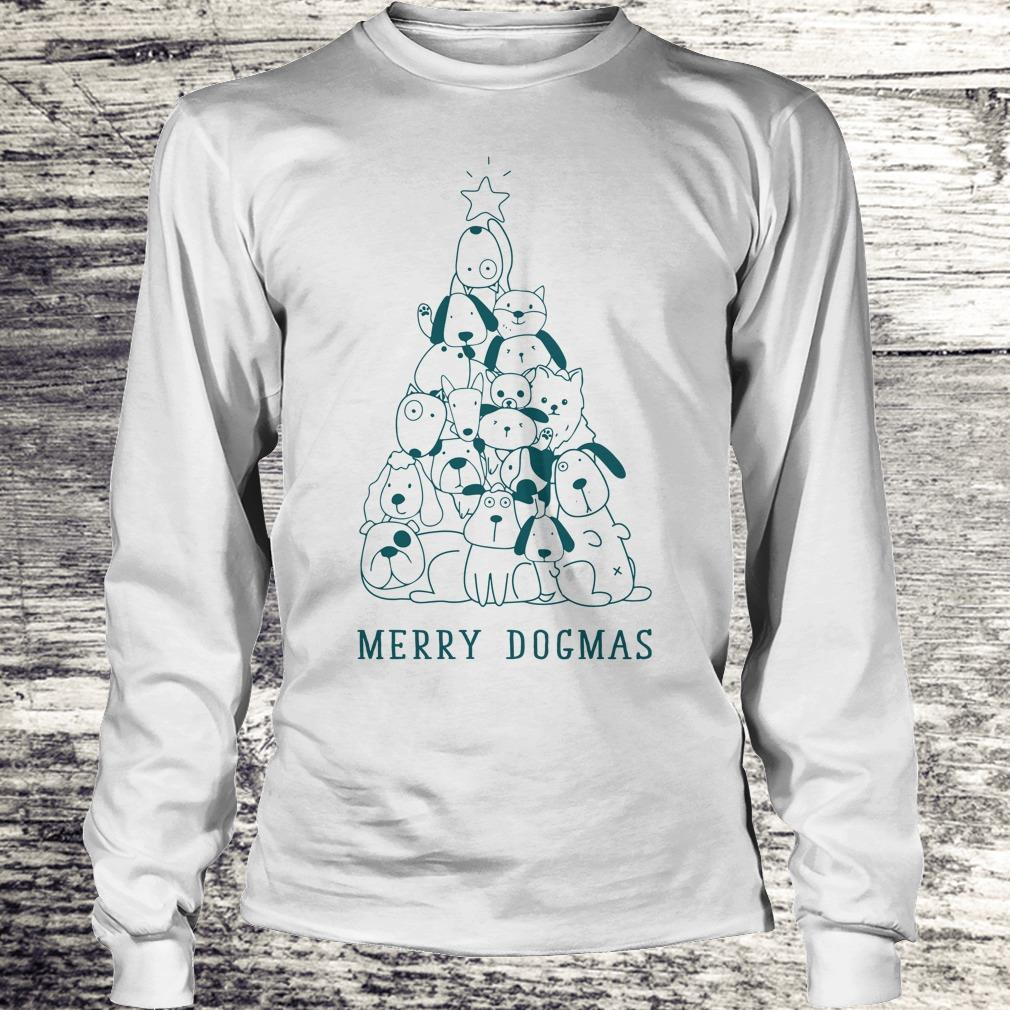 Original Merry Dogmas shirt Longsleeve Tee Unisex