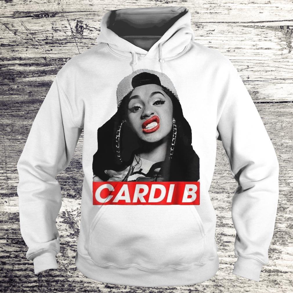 Original Team Cardi-B shirt Hoodie