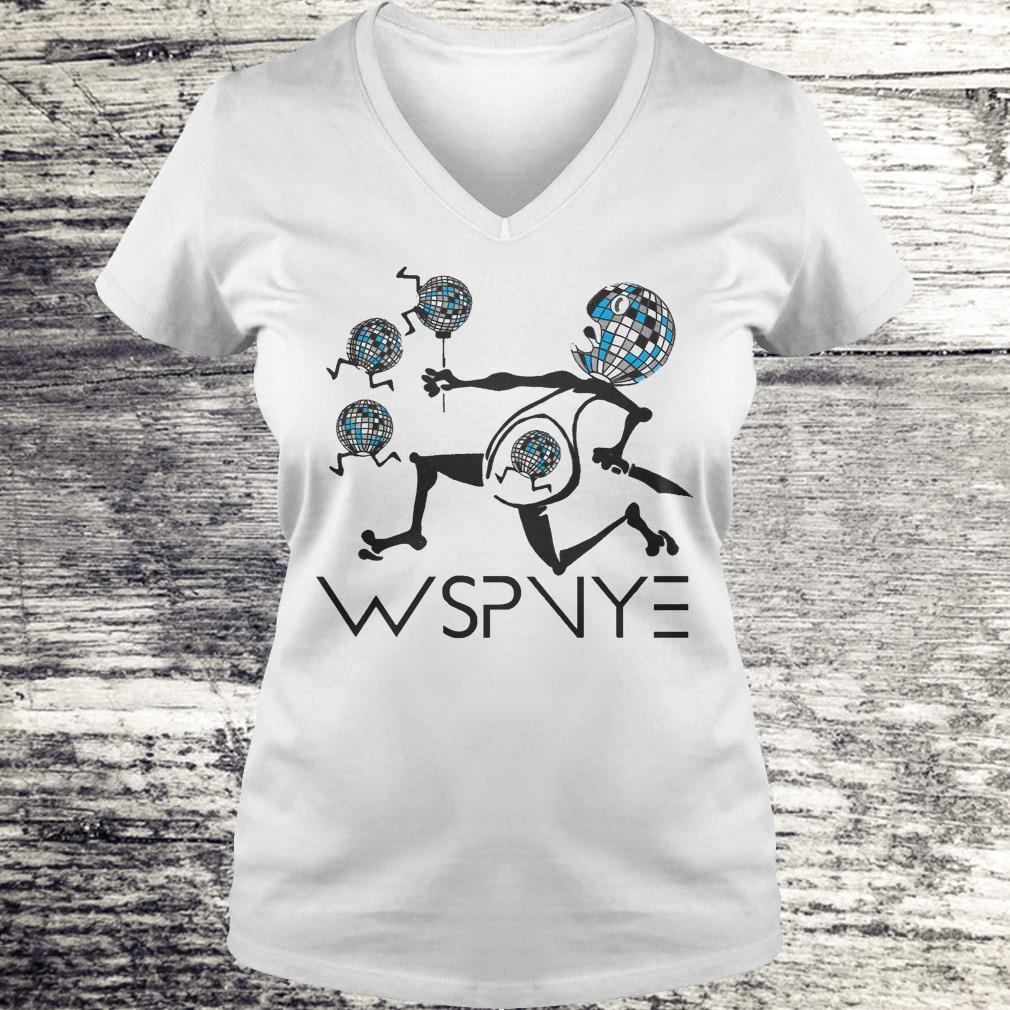 Original Widespread Panic NYE shirt Ladies V-Neck