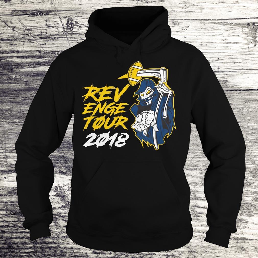 Top Revenge Tour 2018 shirt Hoodie