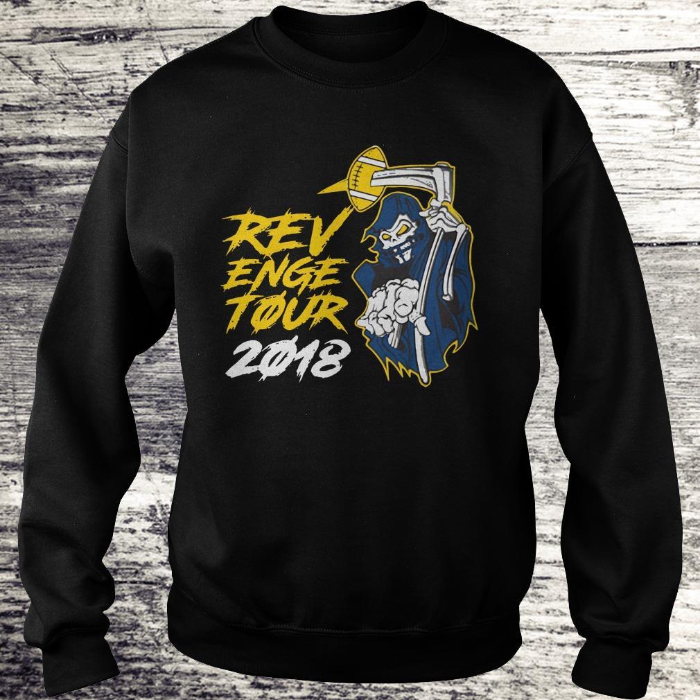 Top Revenge Tour 2018 shirt Sweatshirt Unisex