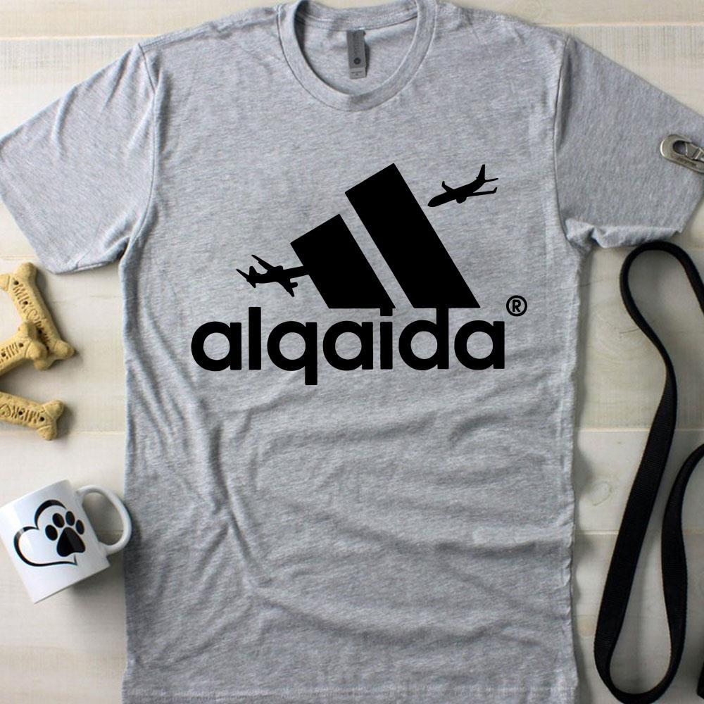 9/11 Adidas Alqaida shirt