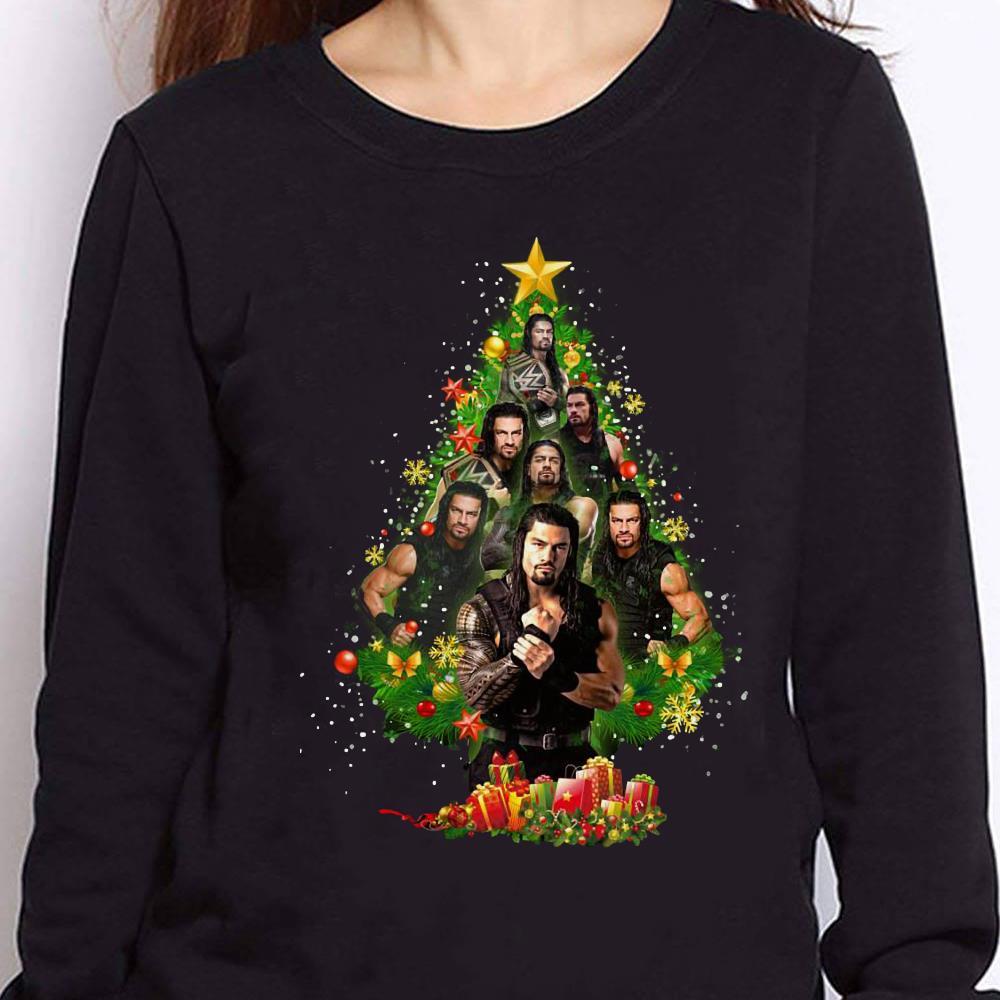 https://teesporting.com/wp-content/uploads/2018/12/Nice-Roman-Reigns-Christmas-Tree-shirt_4.jpg