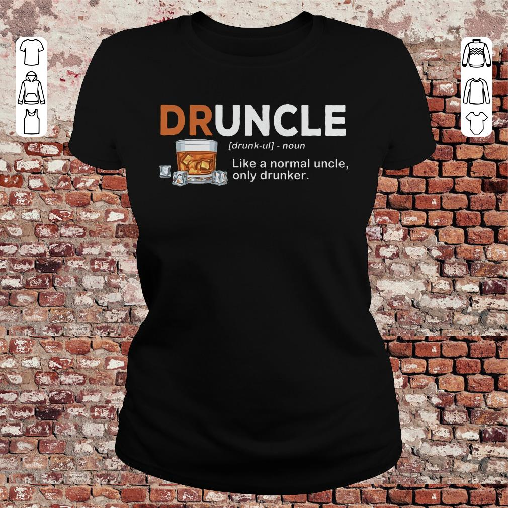 Official Druncle Definition Shirt Sweater Classic Ladies Tee.jpg