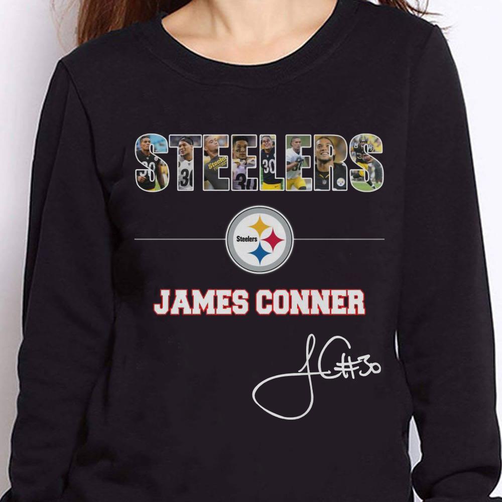 https://teesporting.com/wp-content/uploads/2018/12/Steelers-James-Conner-Signature-shirt_4-1.jpg