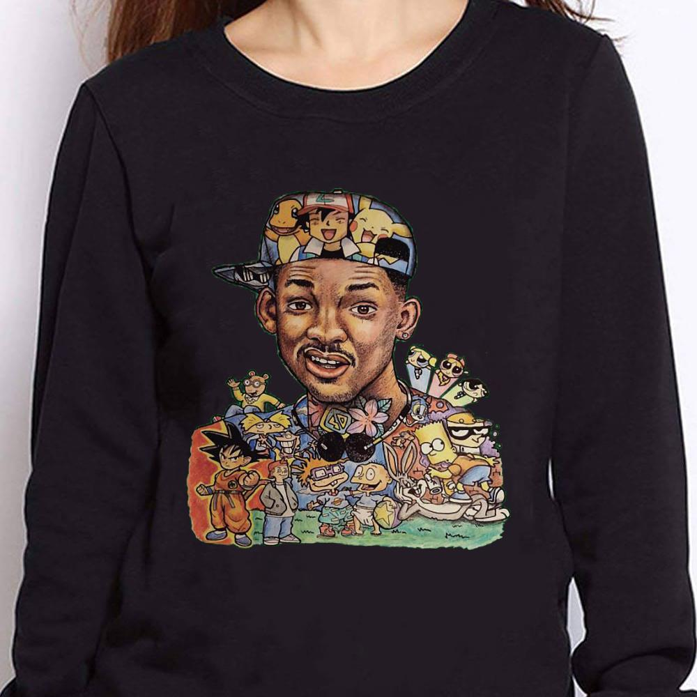 Will Smith Christmas Sweater.Official Will Smith Rocket Power Simpson Dragon Ball Shirt