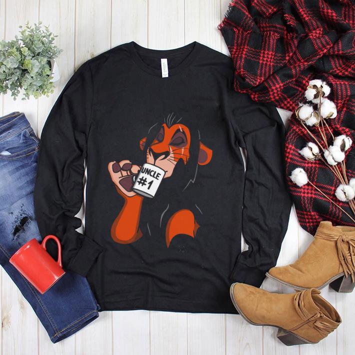 Lion King Scar Drink Uncle #1 shirt