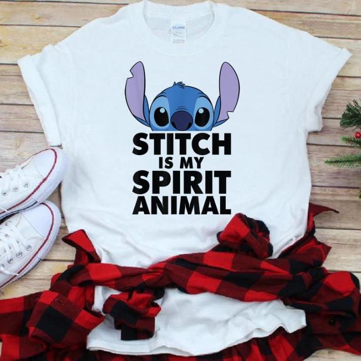 Best price Disney Lilo And Stich Is My Spirit Animal shirt