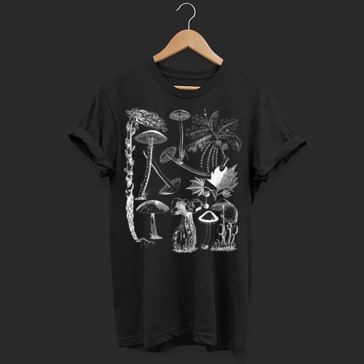 Official Mushroom Plant Botanical shirt