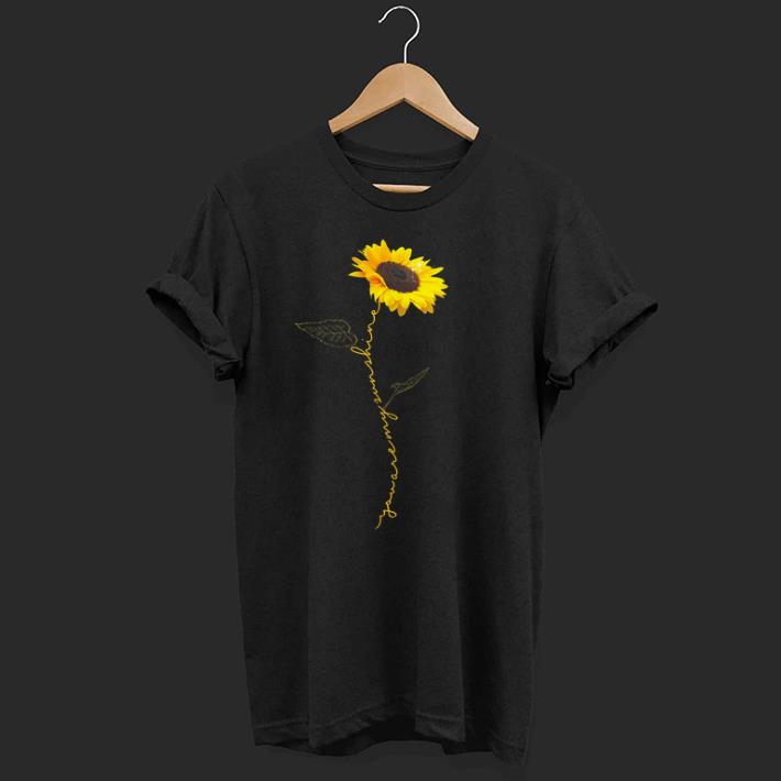 Official Sunflower You Are My Sunshine Hippie You Are My Everything shirt