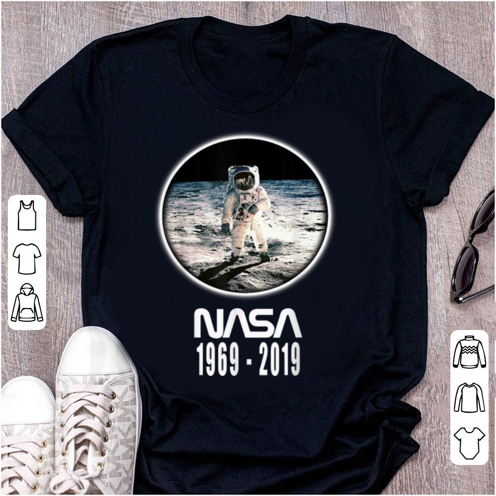 Premium Apollo 11 50th Anniversary Moon Landing 50 Years Science shirt