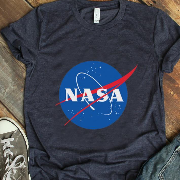 Top NASA Logo Pullover shirt