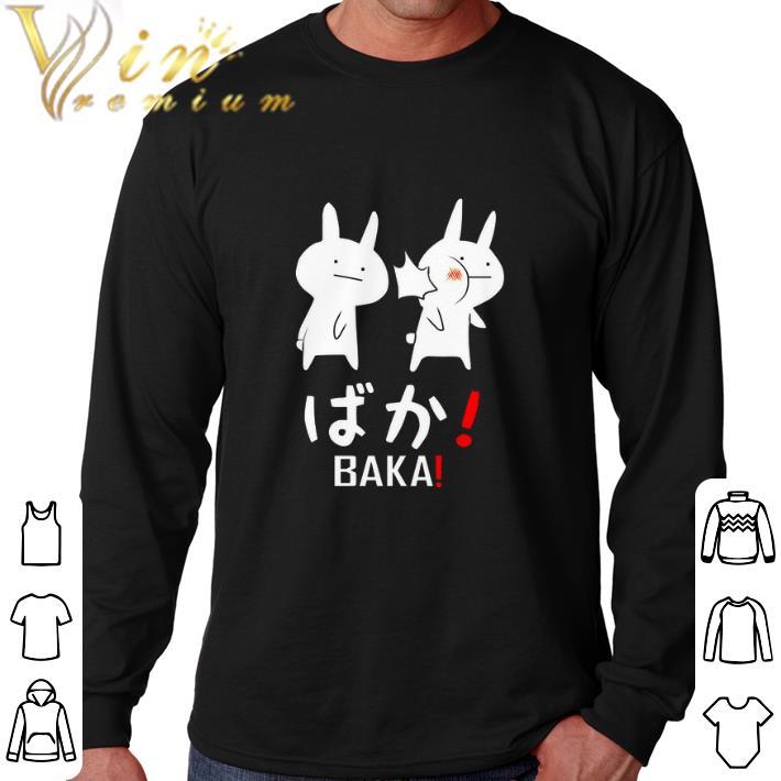 Hot Otaku Baka Anime Japanese shirt