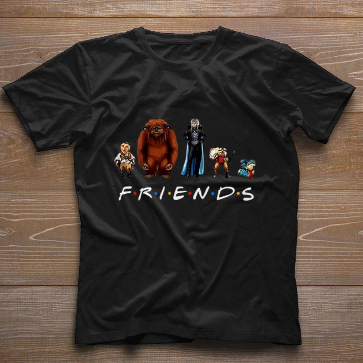 Nice Friends Labyrinth Characters Jareth shirt