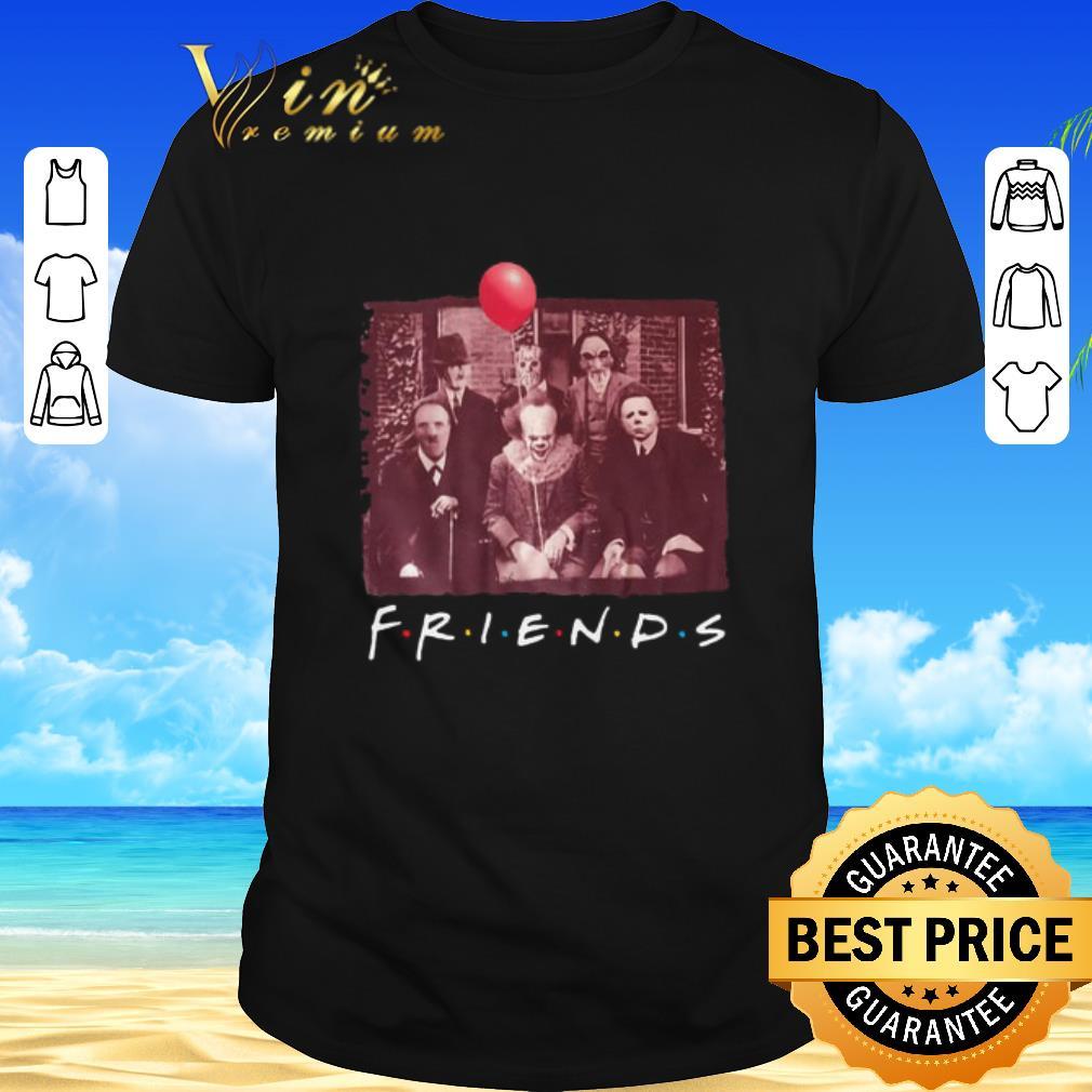 Top Pinhead Friends Horror film characters shirt