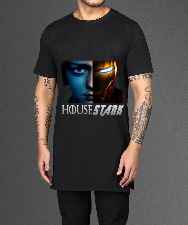 Premium House Stark Arya Stark And Iron Man Tony Stark Shirt 2 1.jpg