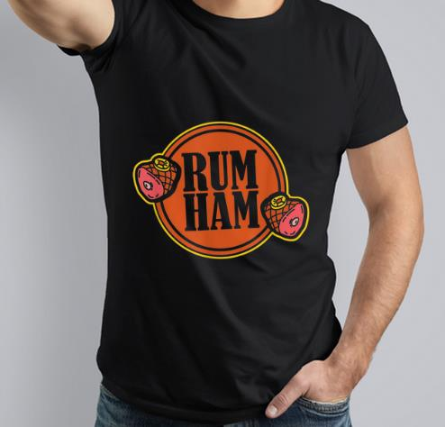 Top Rum Ham I injected Meat tradition Grill Party food shirt