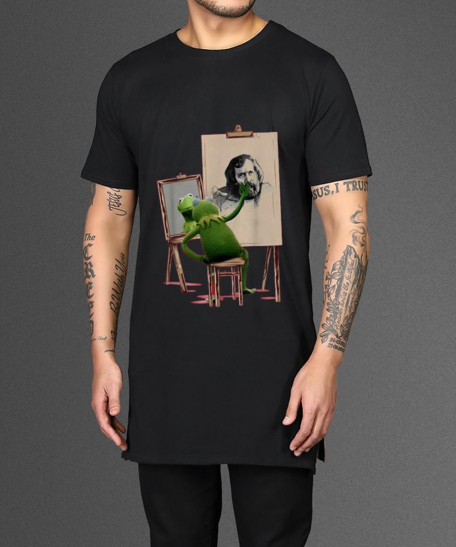 Awesome Kermit The Frog Painting Jim Henson Shirt 2 1.jpg