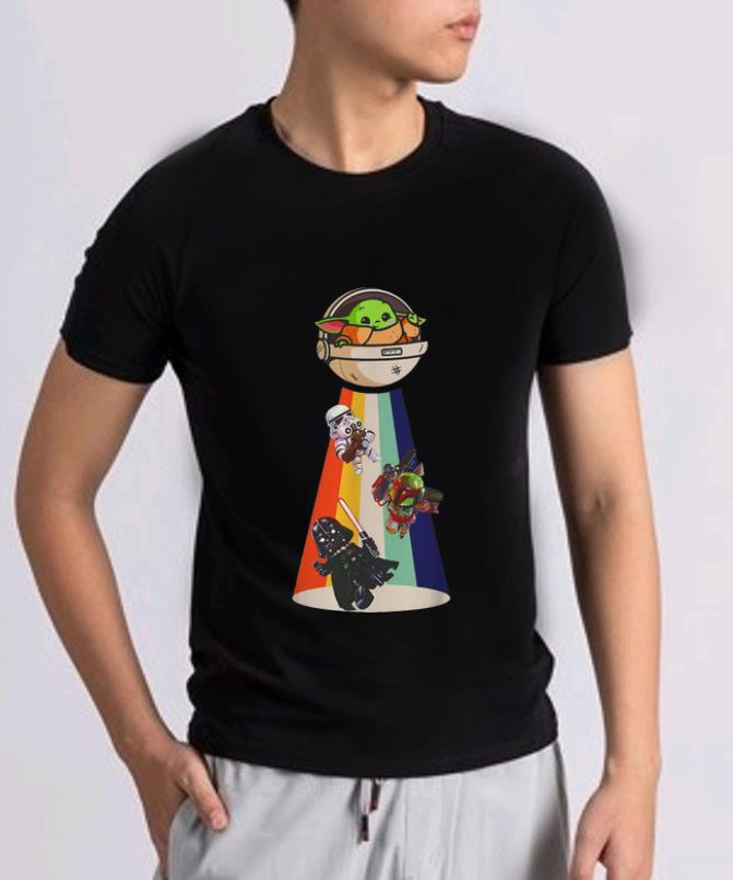 Top Star Wars Baby Yoda Darth Vader Ufo Shirt 2 1.jpg
