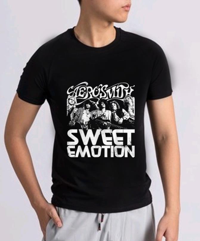Aerosmith /'Sweet Emotion/' T-Shirt NEW /& OFFICIAL!