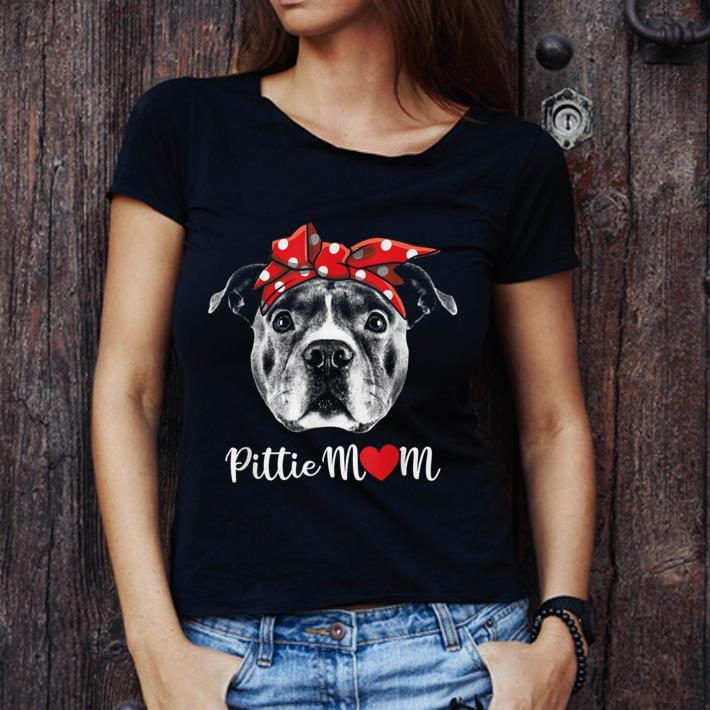 Premium Pittie Mom Pitbull Dog Lovers For Mom Mothers Day Gift Shirt 3 1.jpg