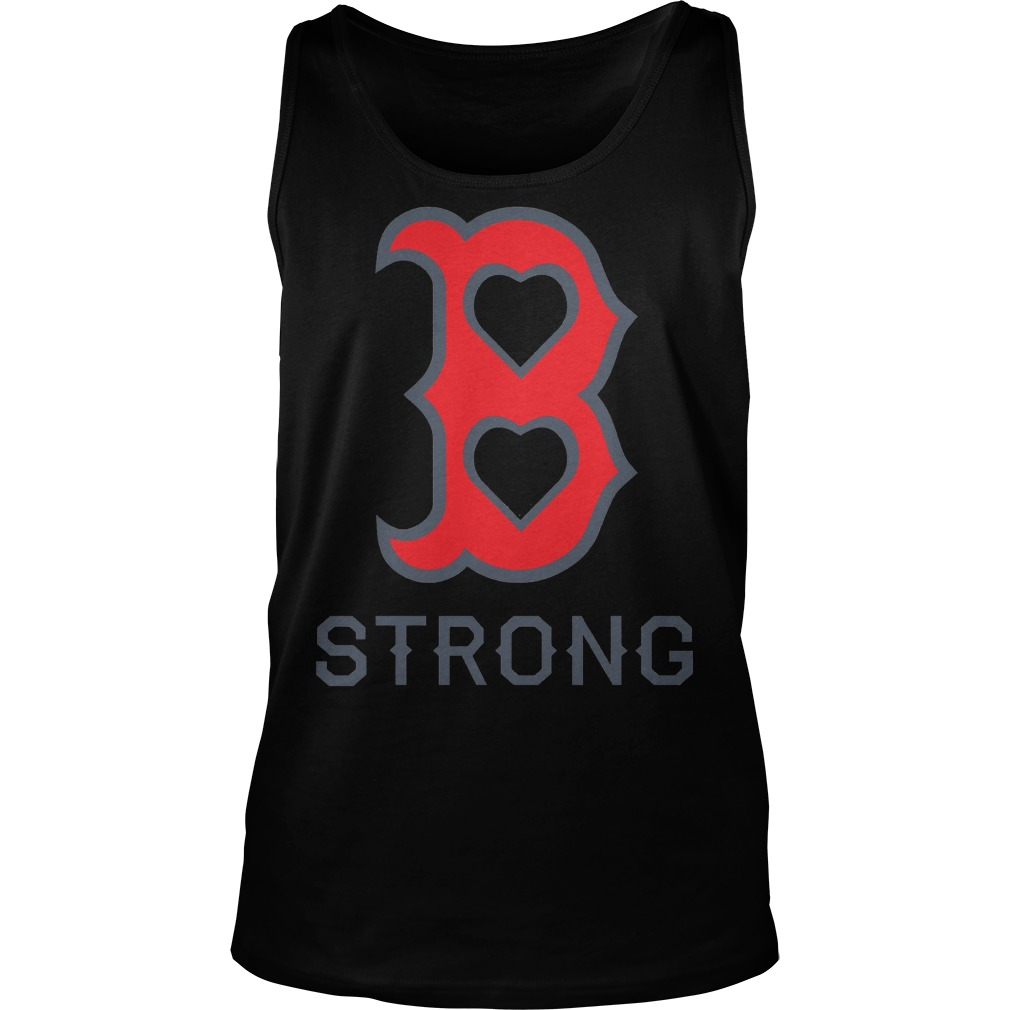 Boston Strong Tanktop