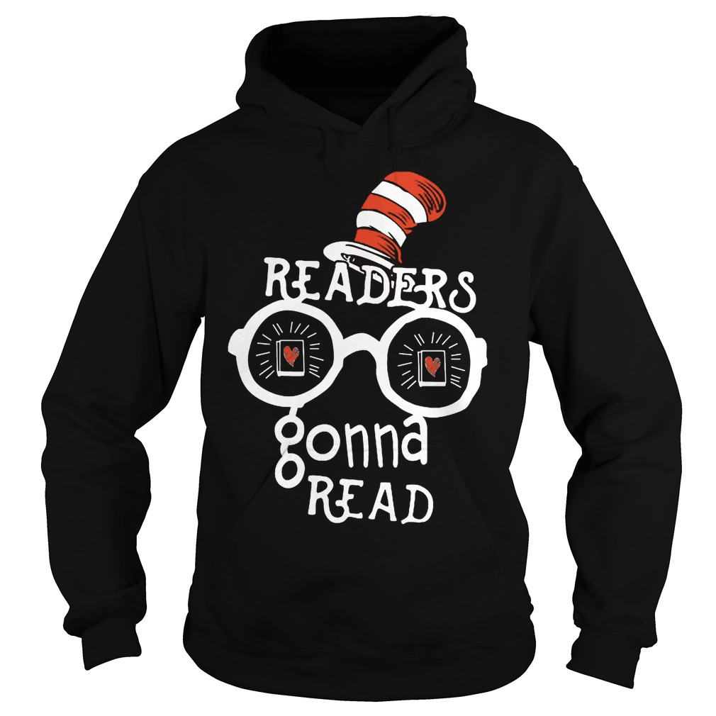 Dr Seuss Readers Gonna Read Hoodie