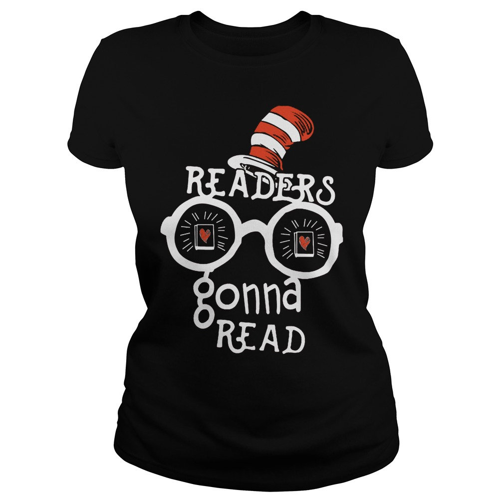 Dr Seuss Readers Gonna Read Ladies