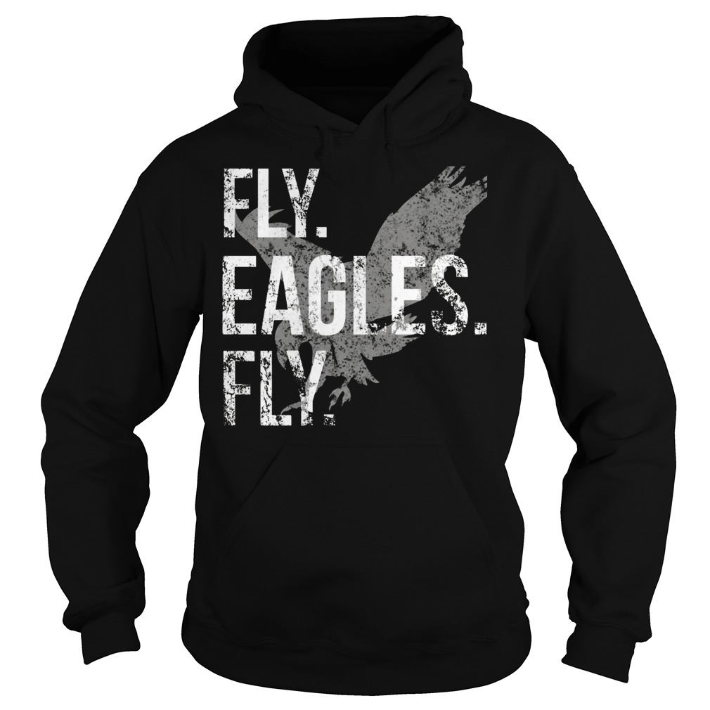 Fly Eagles Fly Hoodie
