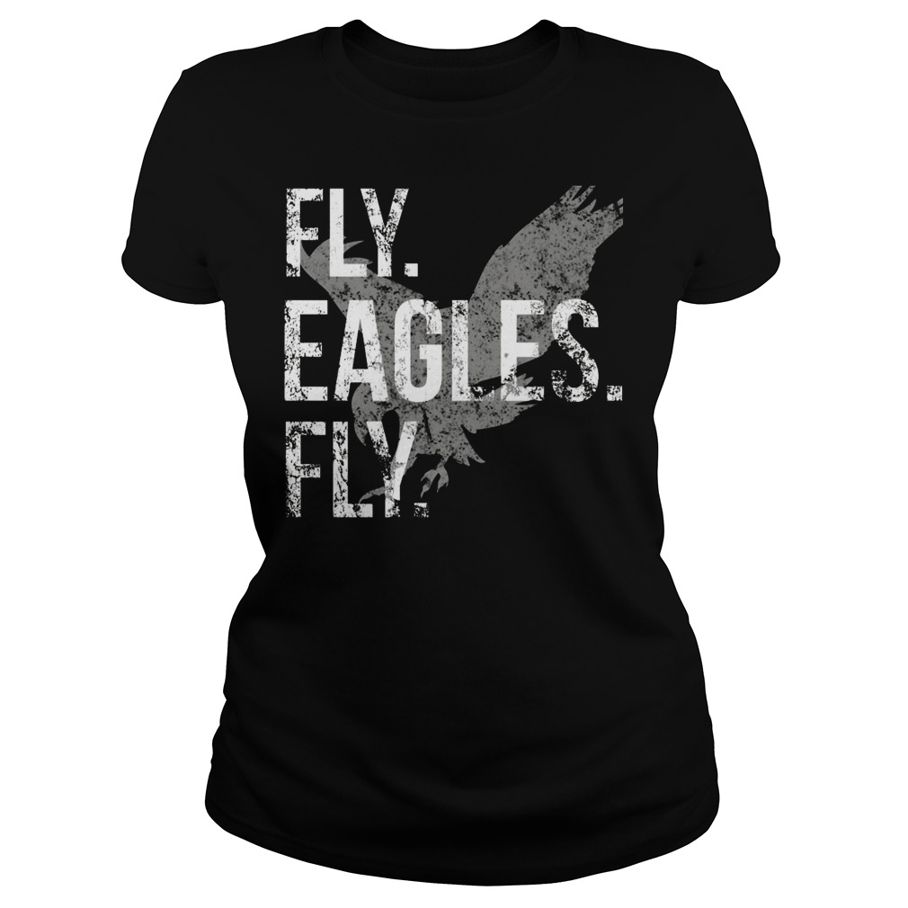 Fly Eagles Fly Ladies