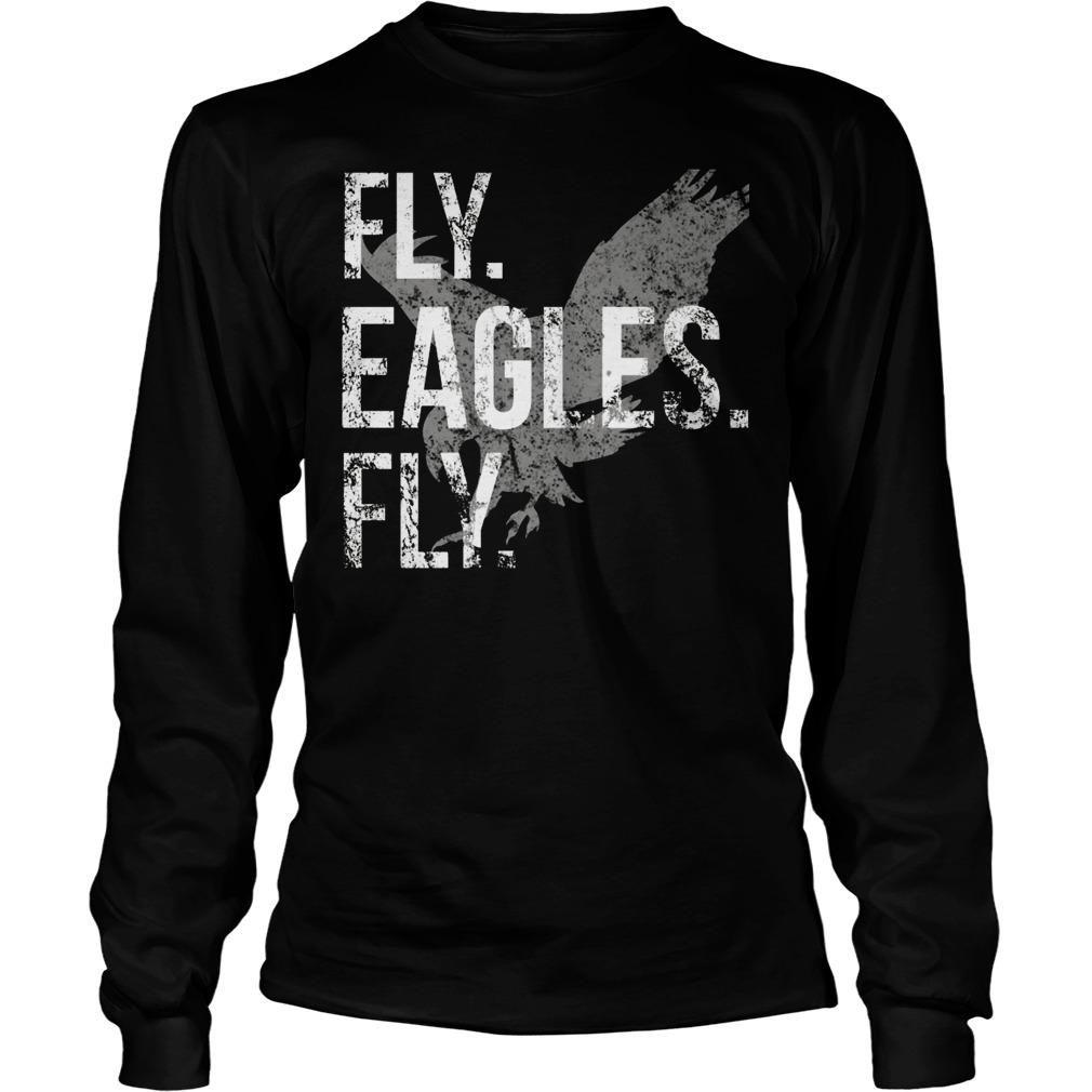 Fly Eagles Fly Longsleeve