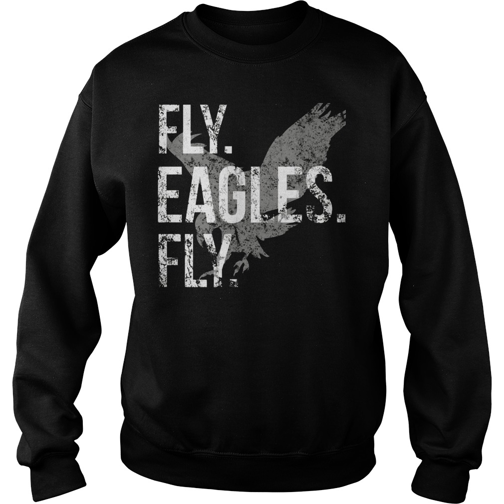 Fly Eagles Fly Sweater