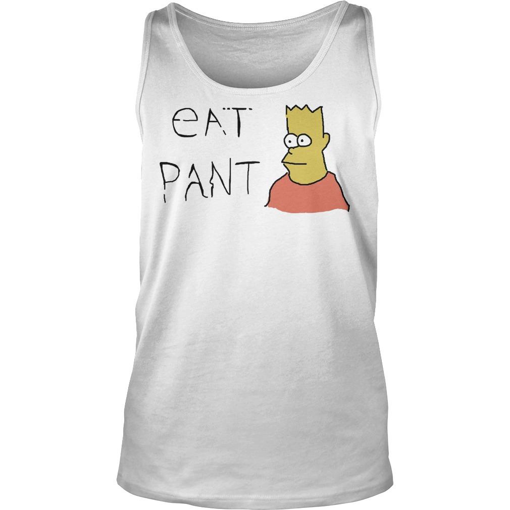 Simpson Eat Pant Tanktop