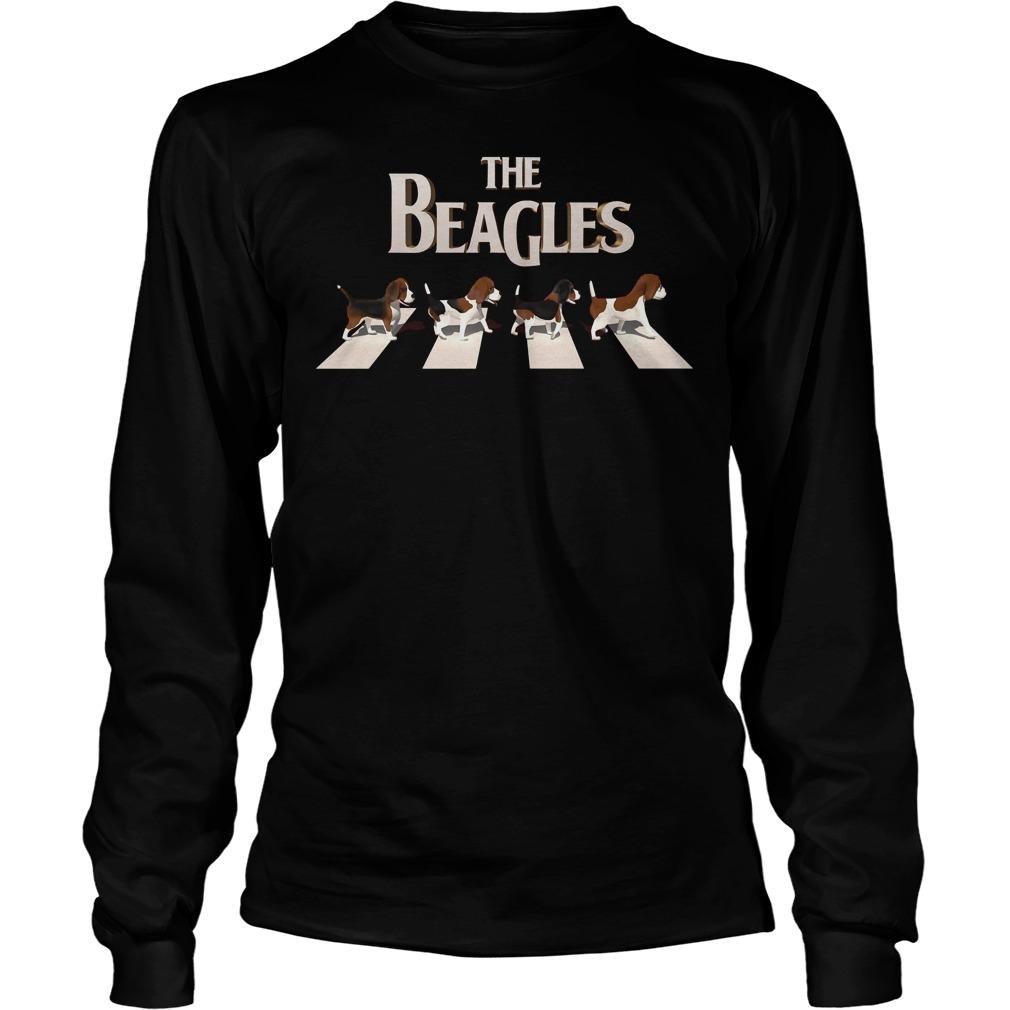 The Beagles Longsleeve