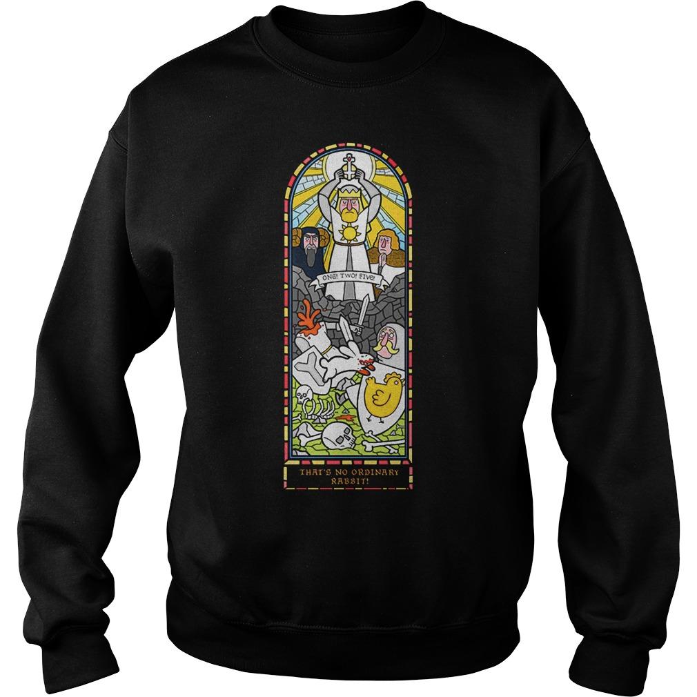 Windows Of Thats No Ordinary Rabbit Sweater