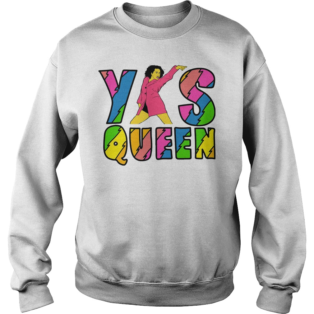 Broad City Yas Queen Sweater