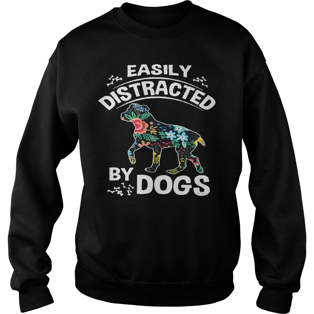 Easily Distracted By Dogs Sweater