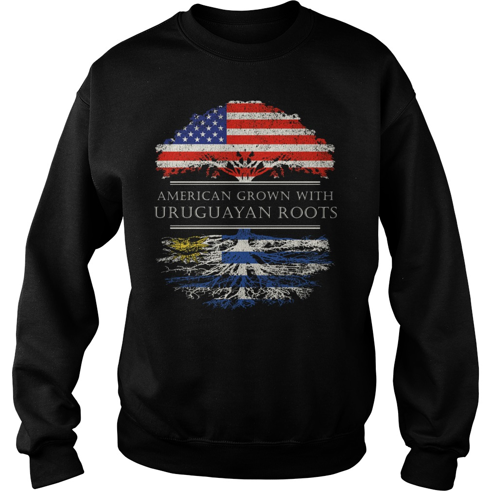 American Grown With Uruguayan Roots Sweater