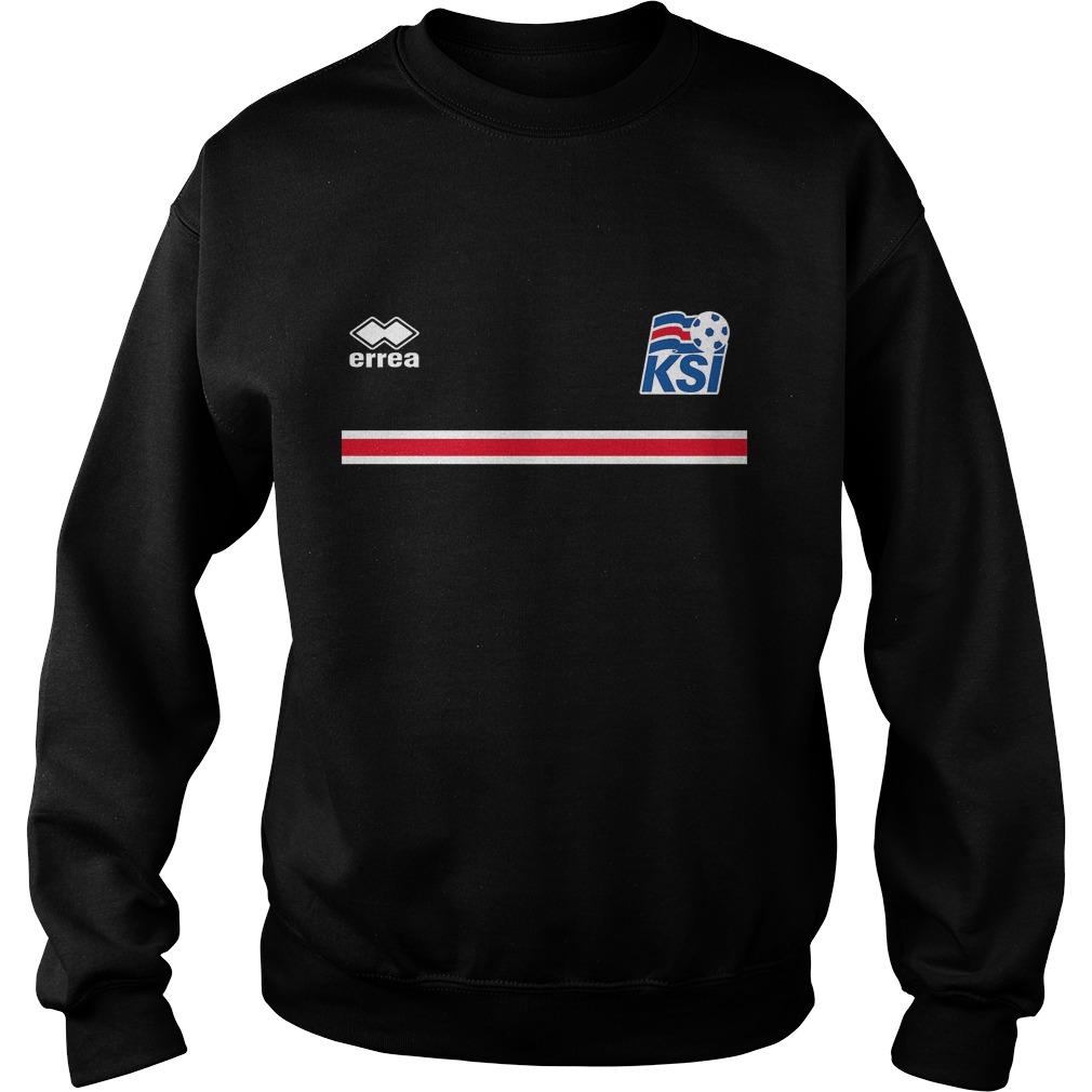 Iceland Football 2016 T-Shirt Sweat Shirt