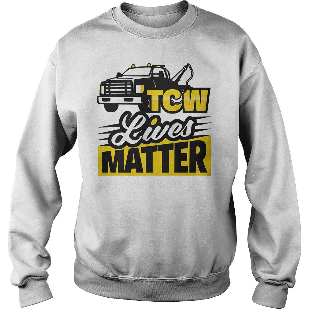 Tow Lives Matter Sweater