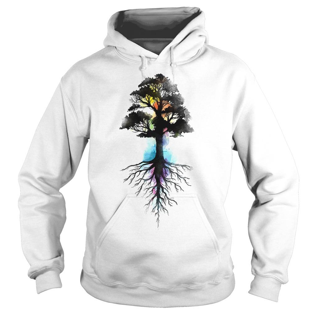 Tree Natural Source Hoodie