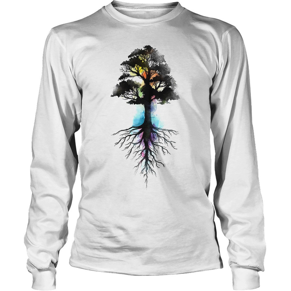 Tree Natural Source Longsleeve
