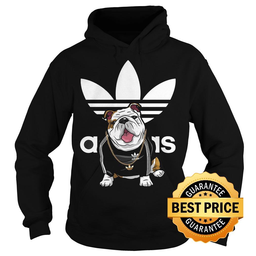 Best Price Adidas Bulldog shirt Hoodie